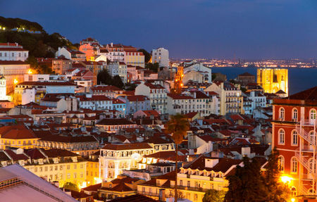 Alfama by Night