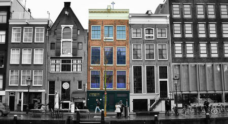 Anne Frank House Museum and Diary