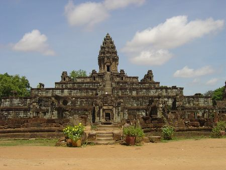 Bakong First Temple of the Khmer Empire