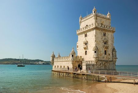 Belem Tower entrance