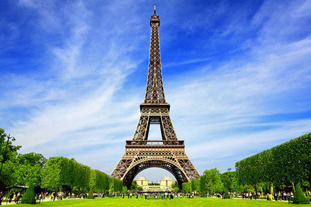 Best places to visit in Paris, France