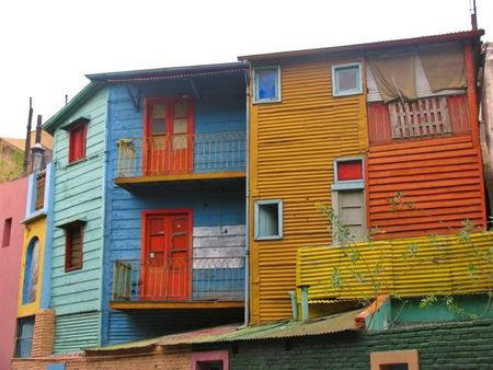 La Boca neighberhood