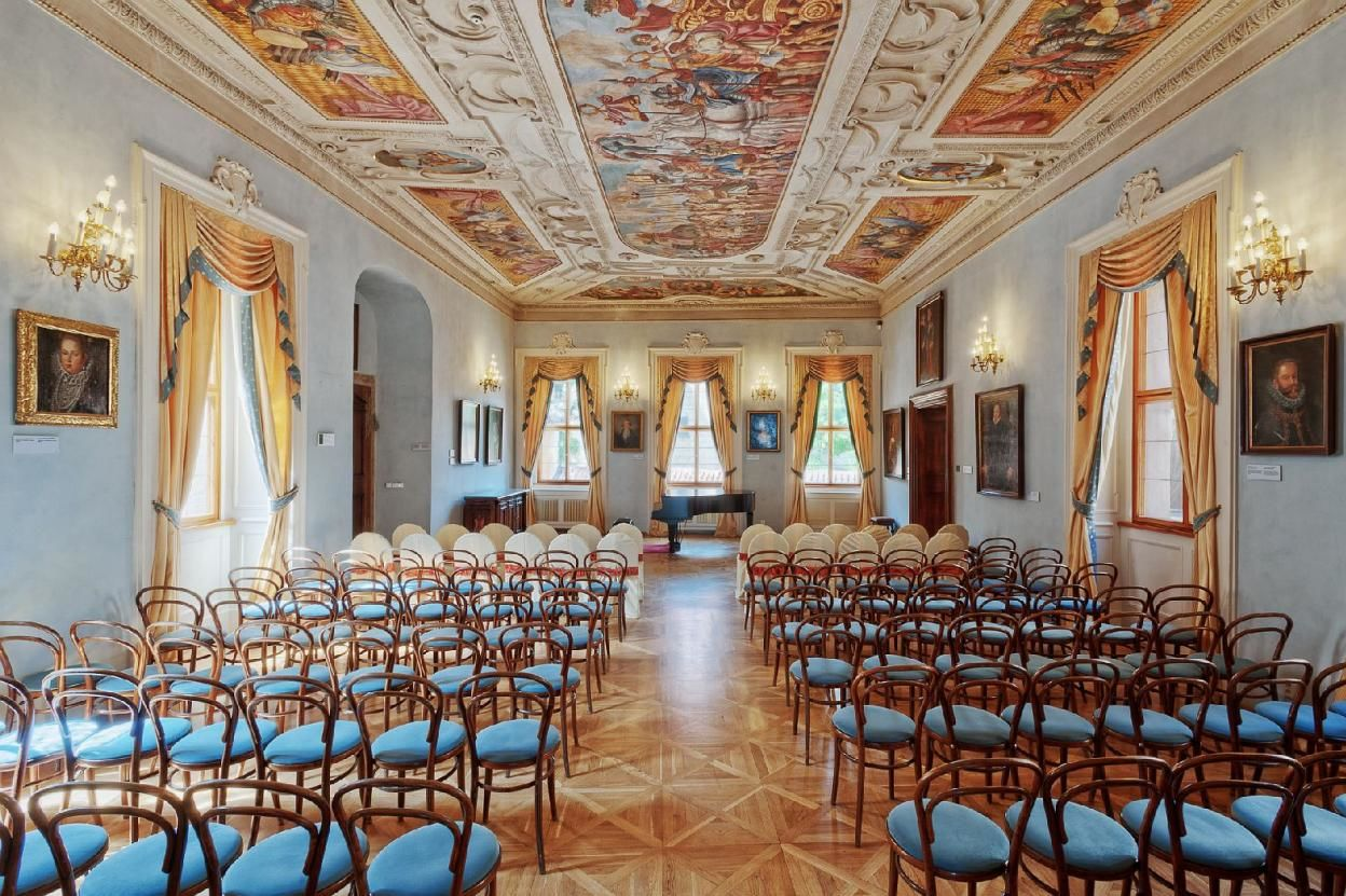 Lobkowicz Palace Concert Room