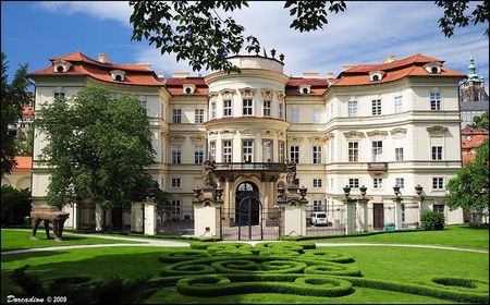 Lobkowicz Palace, Prague, Czech Republic