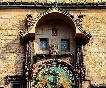 Prague Astronomical Clock The Orloj
