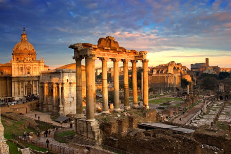 Best places to visit in Roman Forum, Rome, Italy