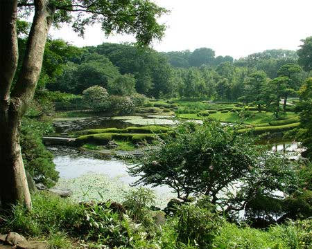 Eastern Garden  of the Tokyo Imperial Palace