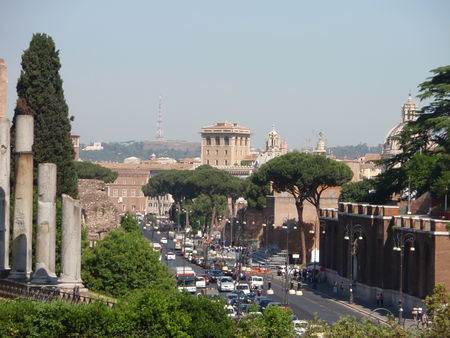 Seen From Colloseum