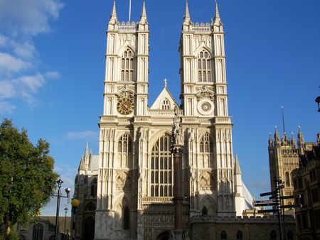 Collegiate Church of St Peter at Westminster hd